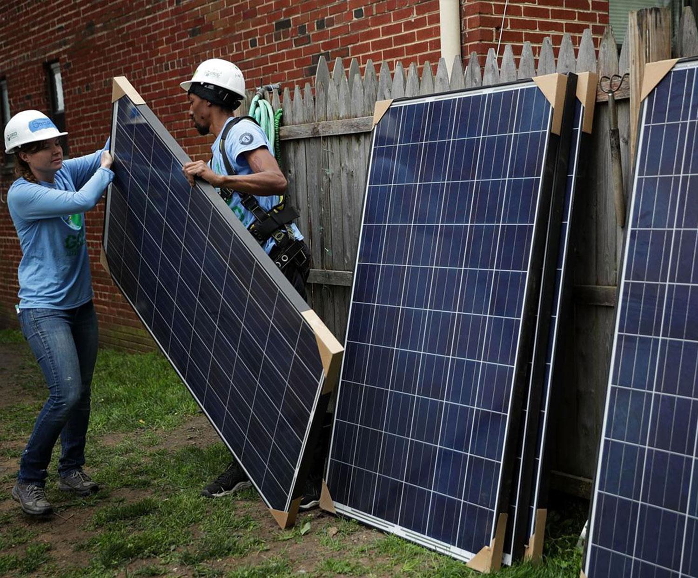Fotovoltaico: raggi di convenienza Tra 10 anni sarà la fonte meno cara
